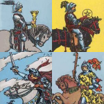 Understanding the Knights of the Tarot