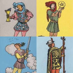 Understanding the Pages of the Tarot - Aquarian Insight