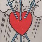 3 of Swords - Heart of the Matter