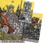Help With Combinations in Tarot Readings