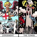 Tarot cards that show change and why we fear them